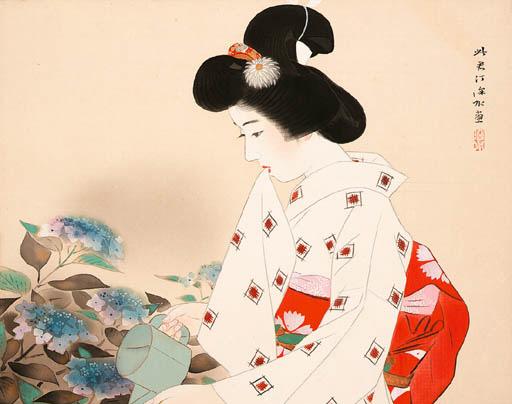 Ito Shinsui (1898-1972)