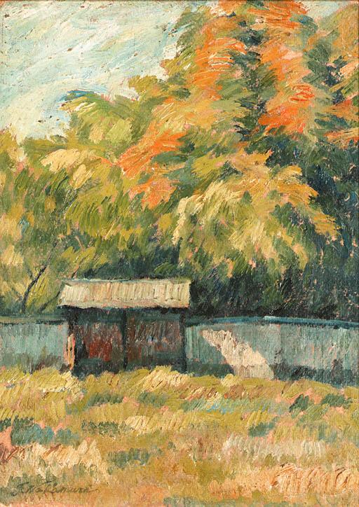 Nakamura Tsune (1887-1924)