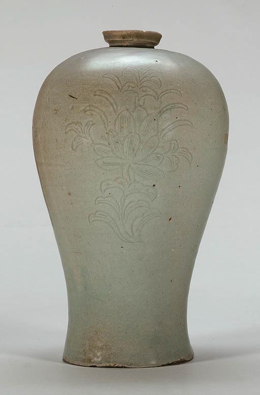 A Celadon Maebyong