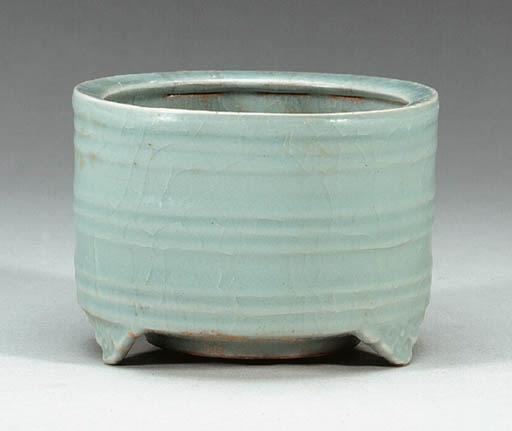 A Rare Longquan Guanyao Type T