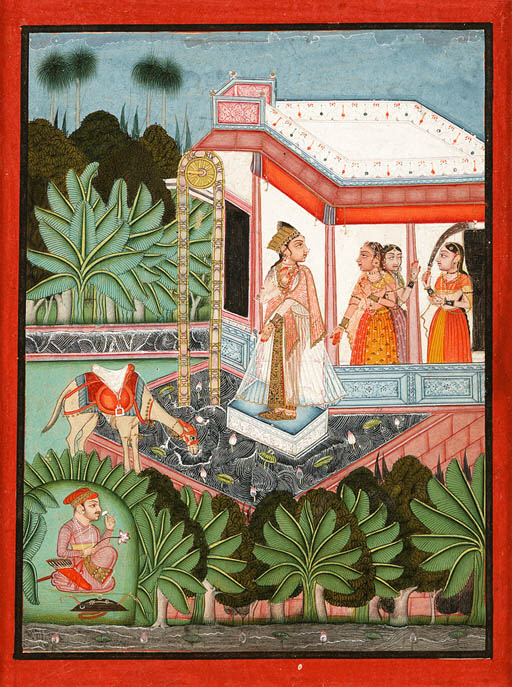 The Elopement of Dhola and Mar