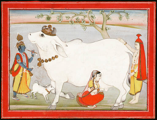 Adoration of the Cow