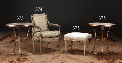 A PAIR OF DIRECTOIRE STYLE ORM