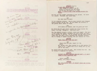 SCRIPT FOR THE MISFITS