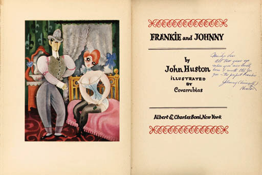 FRANKIE AND JOHNNY BY JOHN HUS