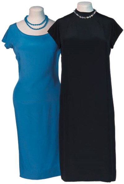 TWO DRESSES AND A TUNIC