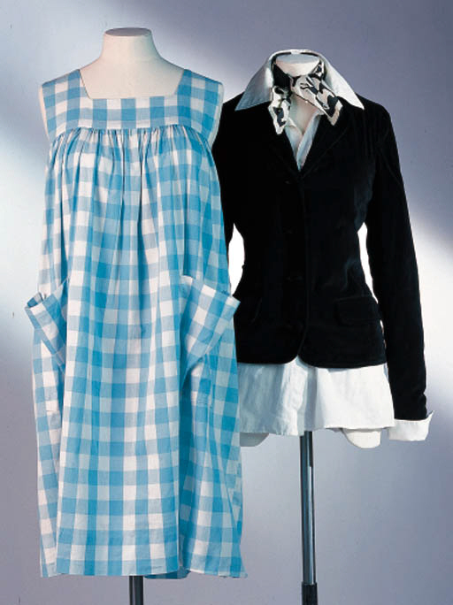 A GROUP OF GARMENTS