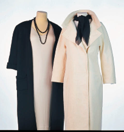TWO FULL-LENGTH COATS