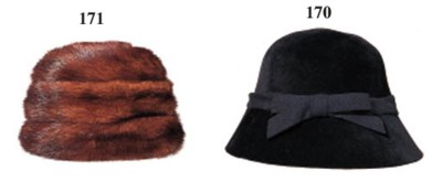 A GROUP OF HATS
