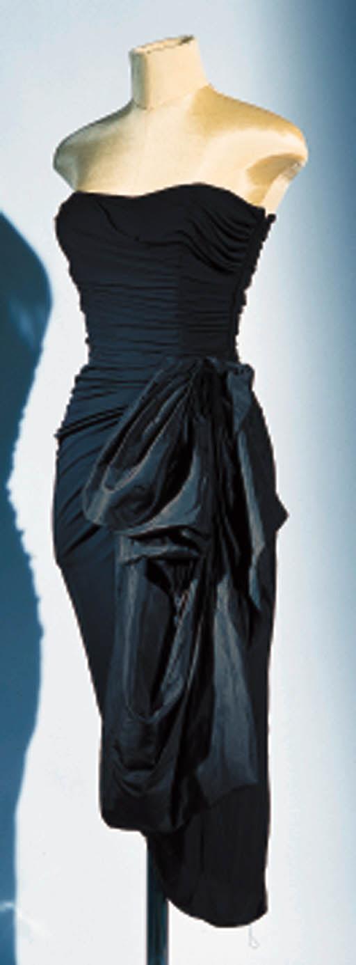 A JERSEY DRESS