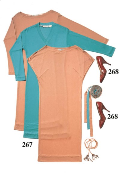 THREE PUCCI DRESSES