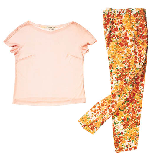 PINK PUCCI AND TROUSERS