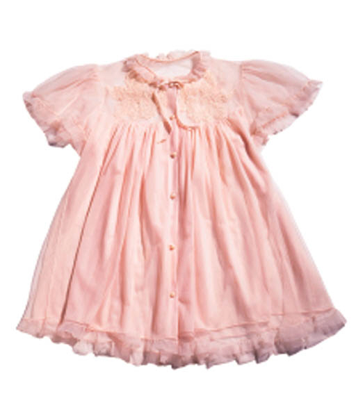 A GROUP OF BABY DOLL NIGHT DRESSES