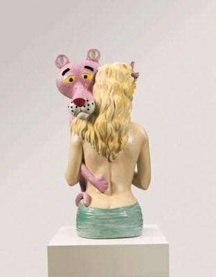 Pink Panther Jeff Koons