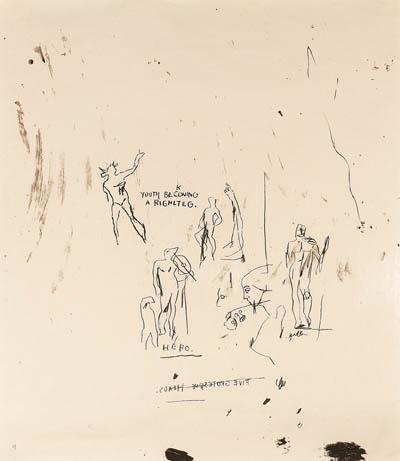 Jean Michel Basquiat (1961-198