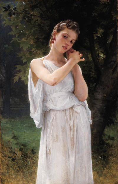 William-Adolphe Bouguereau (French, 1825-1905)