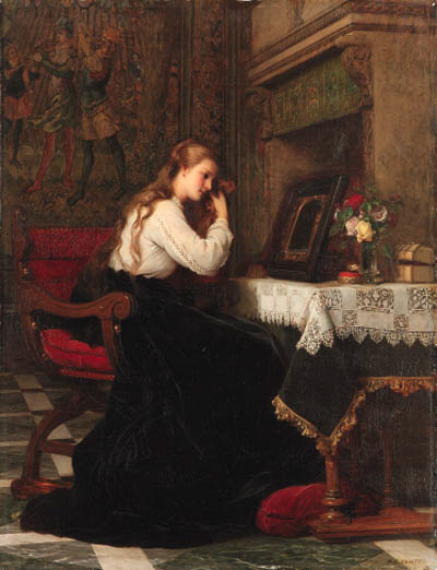 Pierre-Charles Comte (French, 1823-1895)
