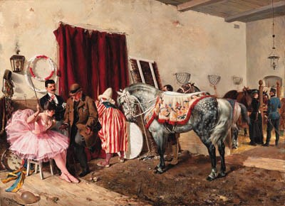 Ottokar Walter (Austrian, 1853
