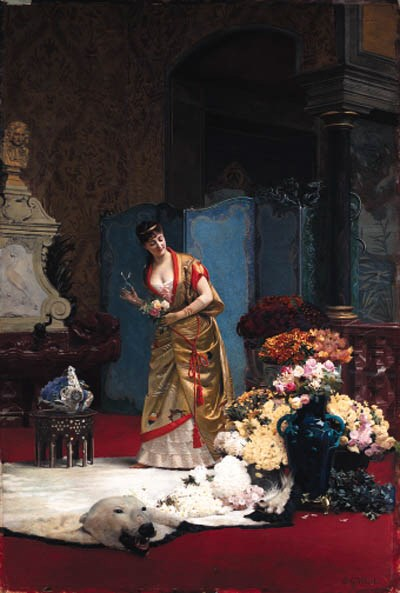 Jean-Georges Vibert (French, 1