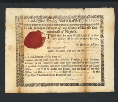 HENRY, Patrick (1736-1799), Go