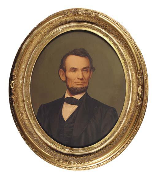 LINCOLN, Abraham, President. M