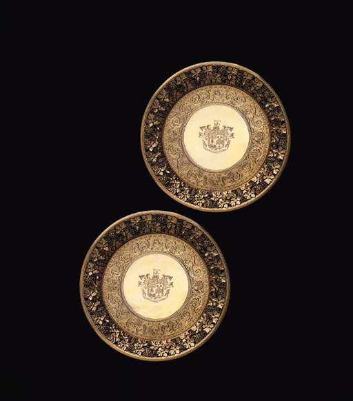 A PAIR OF IMPORTANT GEORGE III