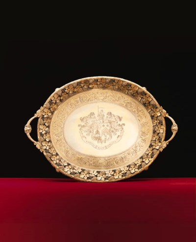AN IMPORTANT GEORGE III SILVER