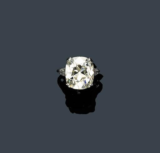 A BELLE EPOQUE DIAMOND SINGLE