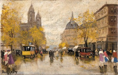 Antal Berkes (1874-1938)