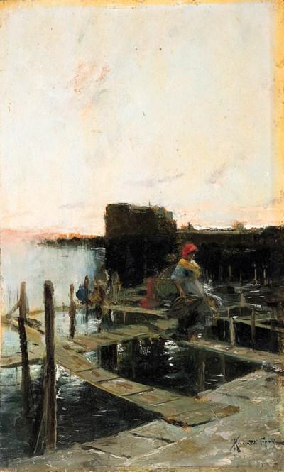 Oscar Ricciardi (1864-1935)