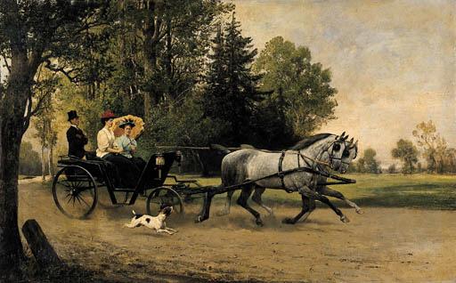 Julius von Blaas (1845-?)