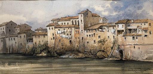 Ettore Roesler Franz (1845-190