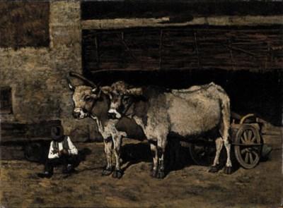 Guglielmo Ciardi (1842-1917)