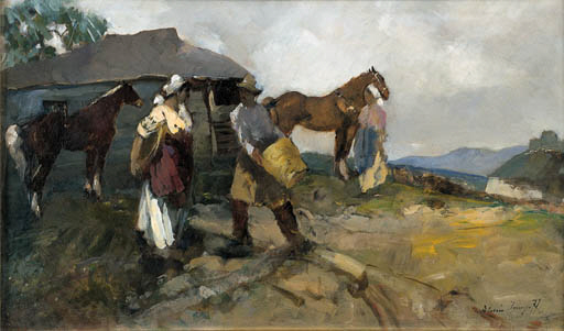 Alessio Issupoff (1889-1957)