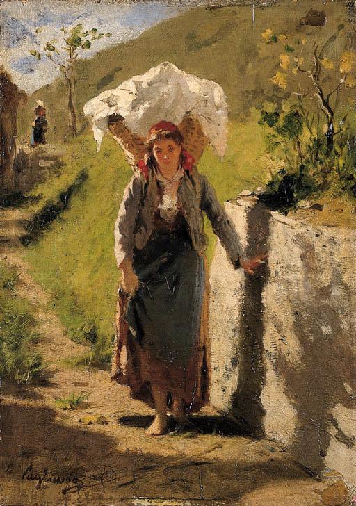 Eleuterio Pagliano (1826-1903)