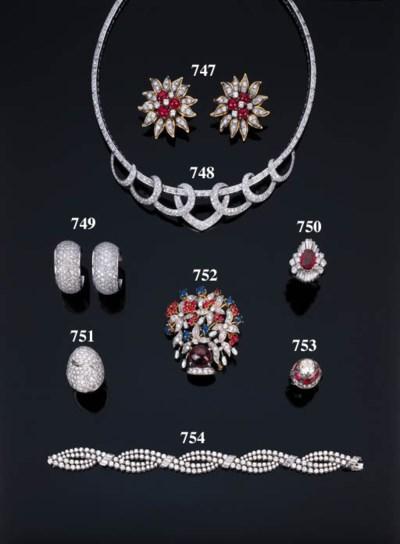 Bracciale in diamanti