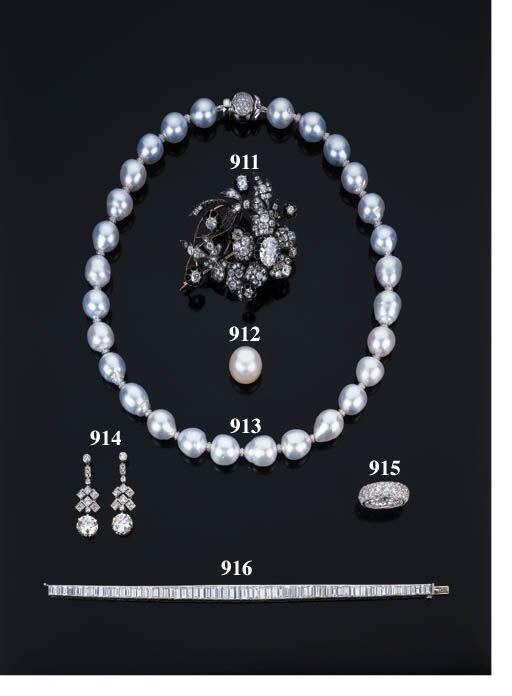 Bracciale in diamanti di Masso