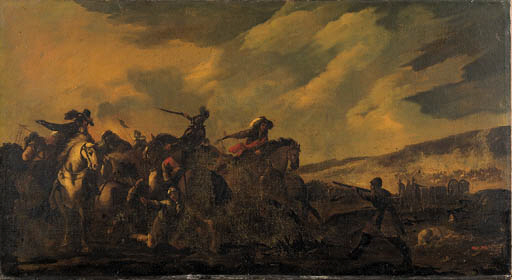Seguace di Francesco Graziani,