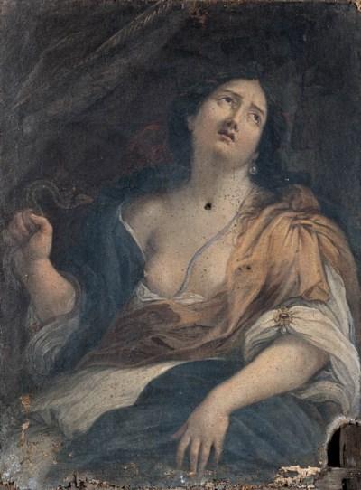 Cerchia di Domenico Piola (162
