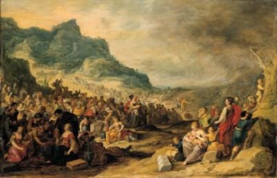 Hans Jordaens III (1595-1643)