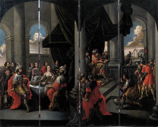 Scuola italiana, secolo XVII