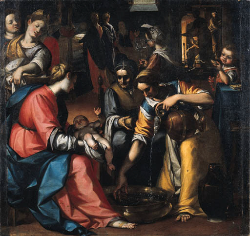 Giovan Battista Paggi (1564-1627)