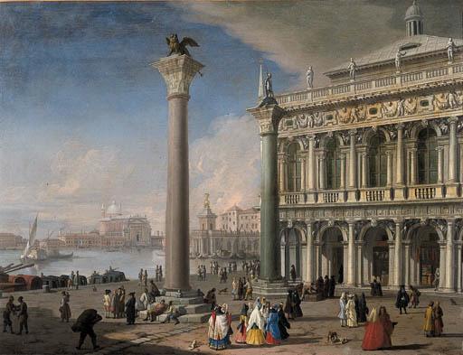 Luca Carlevarijs (1665-1731)