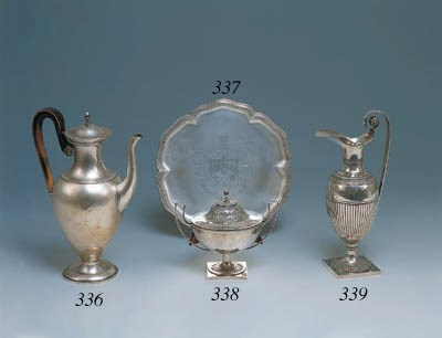 Caffettiera in argento, Bologn