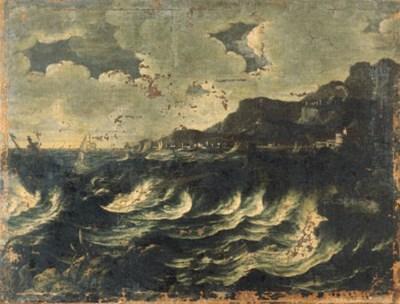 Seguace di Pieter Mulier, il C