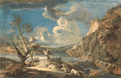 Attribuito a Marco Ricci (1676