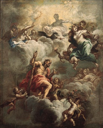 Cerchia di Luca Giordano (1634