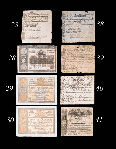 Bank of Scotland, 1-Guinea, 1