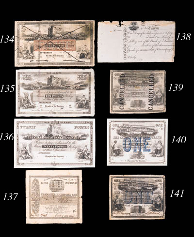The Central Bank, unissued 1,