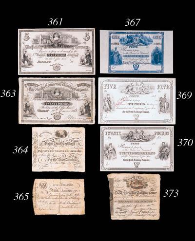 Paisley Union Bank Company, 1-